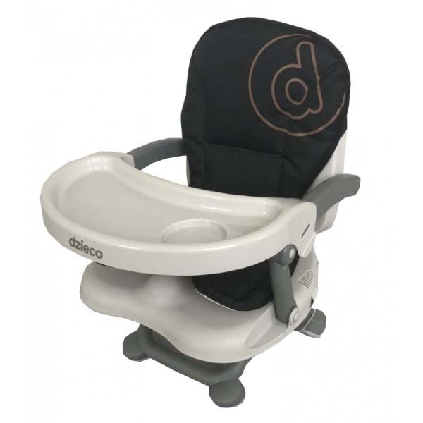 Cadeira de Papa Dzieco Zyce ll Preta