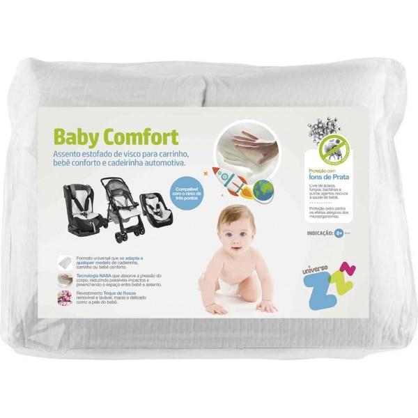 Assento  Carrinho Baby Conforto Silicomfort