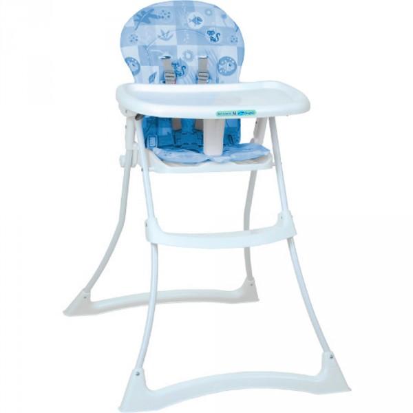 Cadeira de Papa Bom Appetit Peixinho Azul