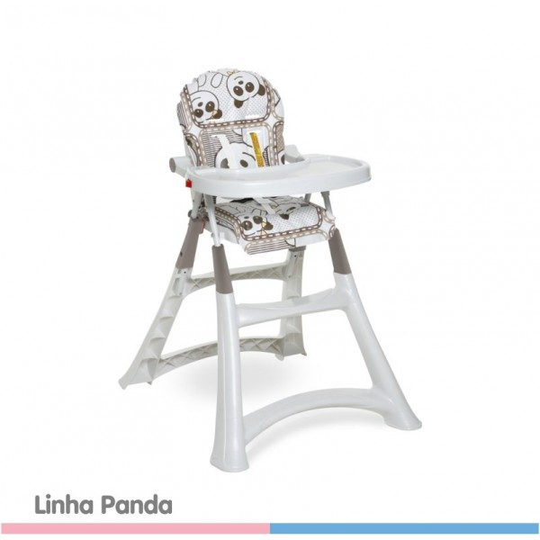 Cadeira de Papa Alta Premium Panda