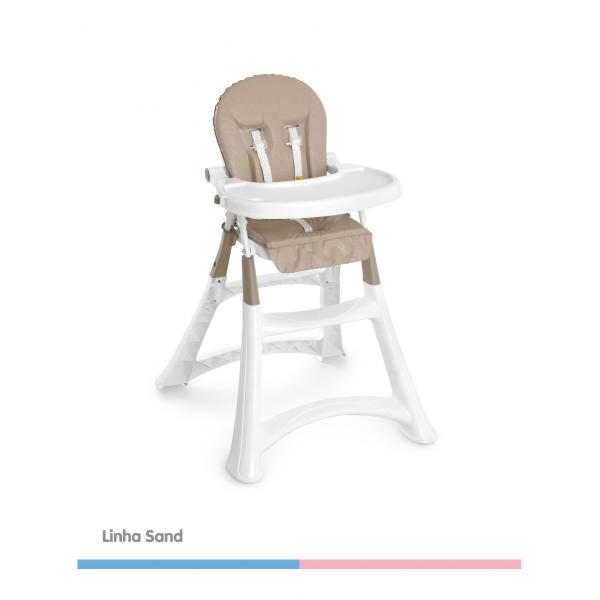 Cadeira de Papa Alta Premium Sand