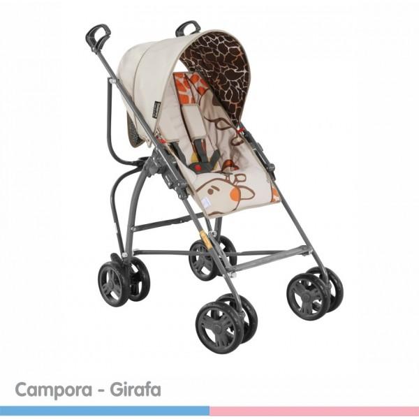 Carrinho Campora Girafas