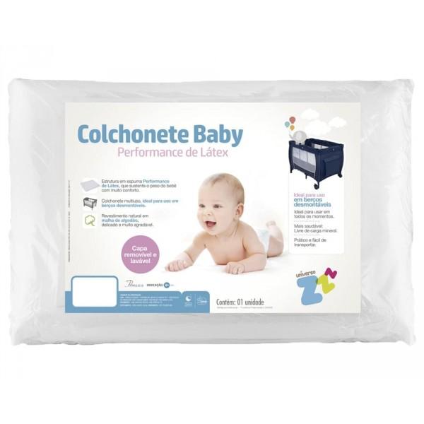 Colchonete Baby Performance Branco