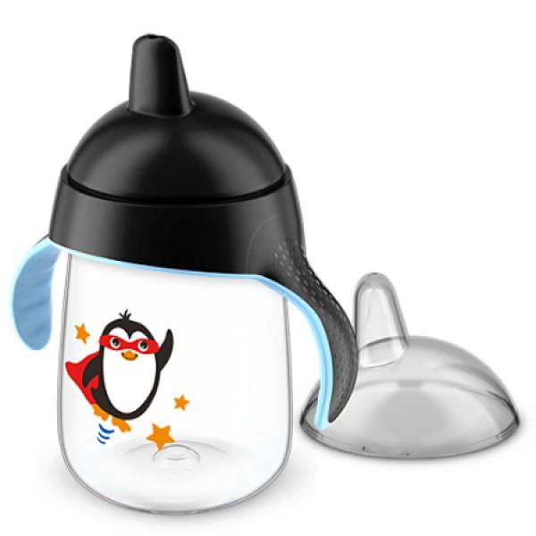 Copo Pinguim 340ml Preto