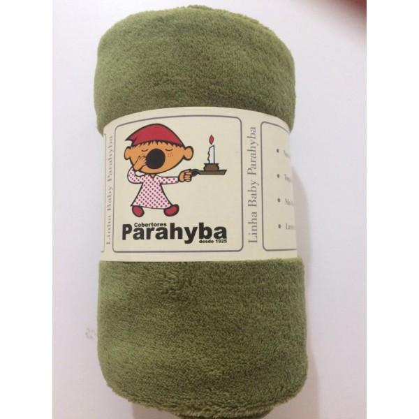 Cobertor Soft Baby Verde