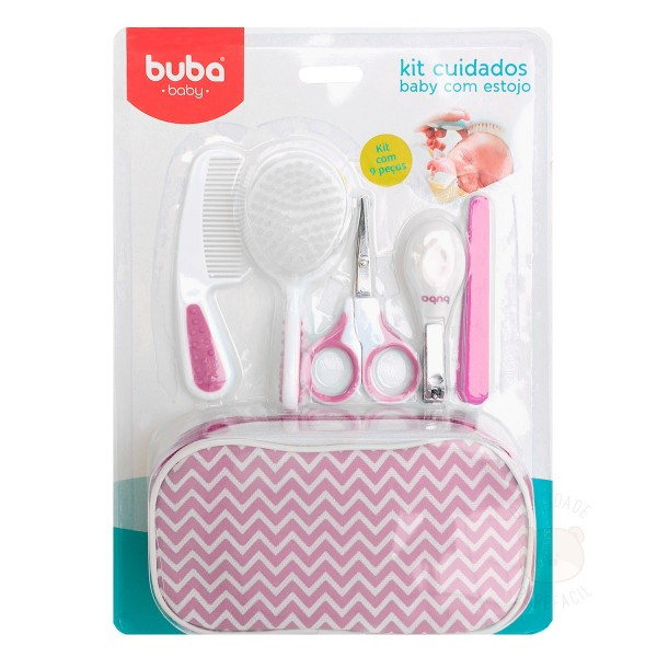 Kit Cuidados Baby Com Estojo