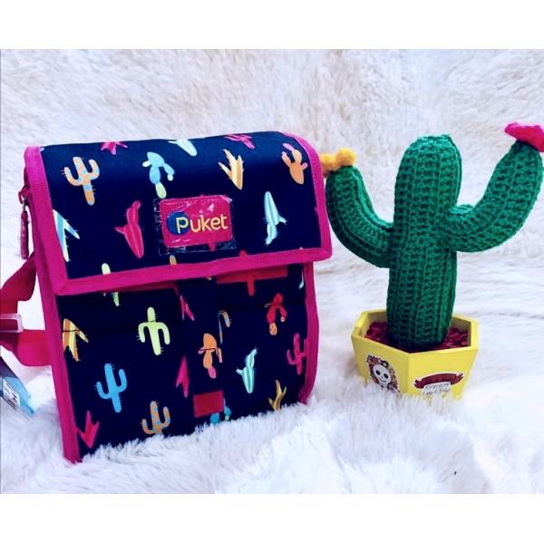 Lancheira Cooler Cactus