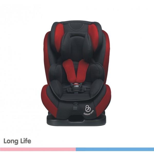 Cadeira Para Autos Long Life Preto/Vinho