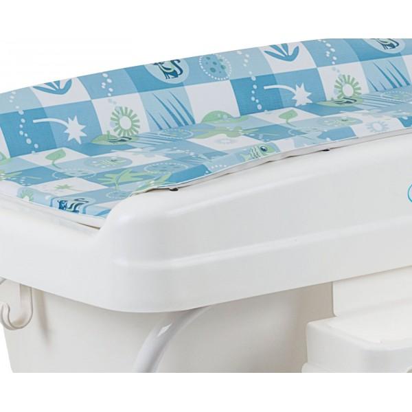 Banheira Millênia Peixinho Azul