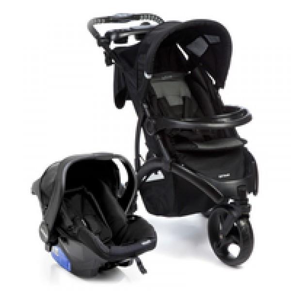 Carrinho de Bebê Off Road TS Onyx