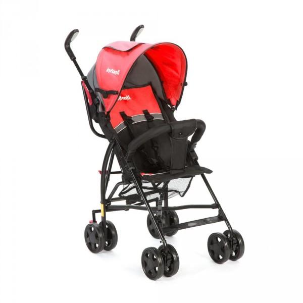 Carrinho de Bebê Spin Neo Red