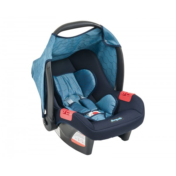 Bebê Conforto Touring Evolution SE Geo Azul
