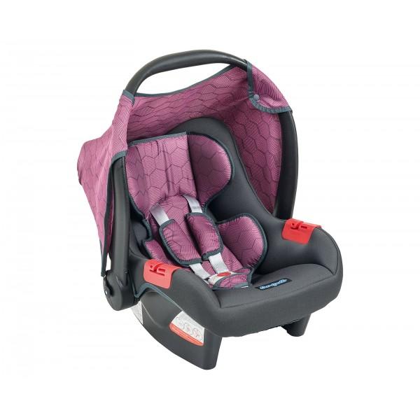 Bebê Conforto Touring Evolution SE Geo Rosa