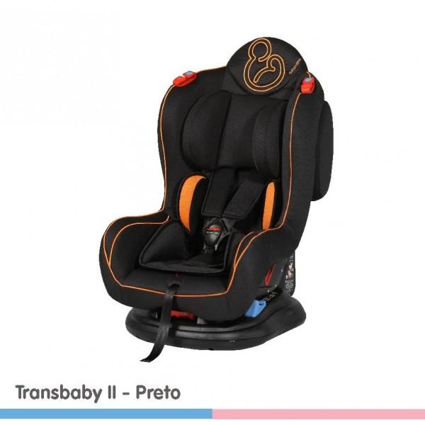 Bebê Conforto Transbaby ll Preto
