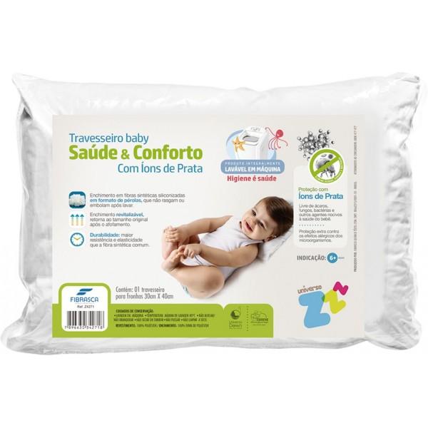 Travesseiro Saúde & Conforto Baby
