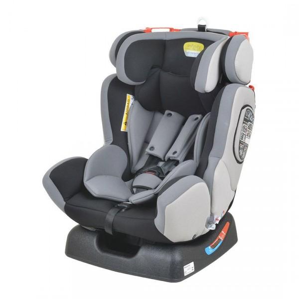 Cadeira Para Autos Infinity Gray Black